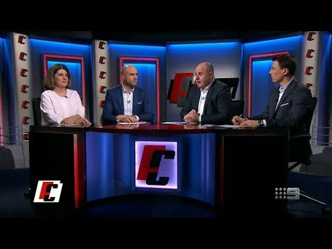 Footy Classified On North Melbourne - Channel Nine (June 4, 2018)