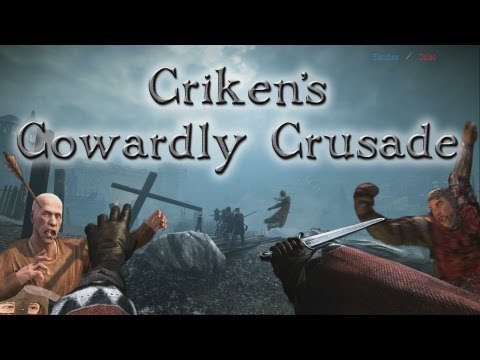 Chivalry - Chivalry Timbers! Criken's Cowardly Crusaders take the fight to the filthy peasants in this montage of Chivalry: Medieval Warfare. Gore and hilarity await, s...