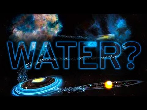 sun - After a new study, scientists have discovered how old our water is. Check out the action at http://www.revision3.com/subaru Buy some awesomeness for yourself! http://www.forhumanpeoples...