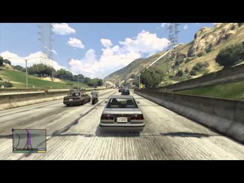 Тюнячки в GTA 5