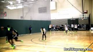 Grant Jerrett - 2012 McDonald's All-American Game Interview & Practice Highlights