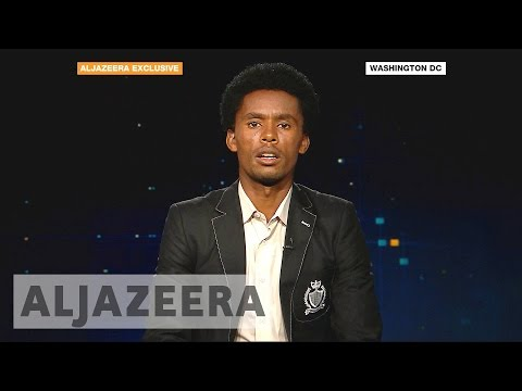 Exclusive: Ethiopian runner Feyisa Lilesa not seeking US asylum: Al Jazeera