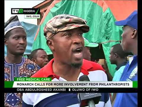 Oluwo Of Iwoland Urges Philanthropists To Support Healthcare