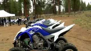 1. 2013 yamaha raptor 700 test