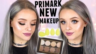 Video TRYING NEW PRIMARK MAKEUP! Contour kit, Highlighters, Metallic Liquid Lipstick etc | sophdoesnails MP3, 3GP, MP4, WEBM, AVI, FLV April 2018
