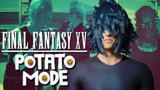 Video Final Fantasy 15 And The Ugliest Road Trip Ever   Potato Mode MP3, 3GP, MP4, WEBM, AVI, FLV Desember 2018
