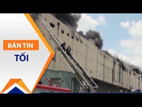 Cần Thơ: Cháy lớn, hàng ngàn công nhân 'ra đường' | VTC - Thời lượng: 3 phút, 10 giây.