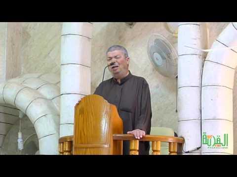 خطبة الجمعة لفضيلة الشيخ عبد الله 2/5/2014