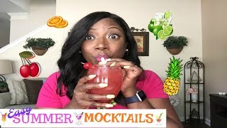 Hey Family!Today I am sharing some of my favorite Mock-tails for summer. These are a crowd pleaser, perfect for any bar b que, graduation party, wedding, or girl's night in!Stay tuned for some of my favorite summer adult beverages following this video. I hope you will give this video a thumbs up, comment, and subscribe!Thanks For Watching, I am humbled by all your support.---MissFeMariePLEASE SUBSCRIBEI would LOVE to have you a part of the FeMarie familyLET'S SOCIALIZE!INSTAGRAM: @miss_femarieSNAPCHAT: @missfemarie3All business inquiries: feliciacole71@gmail.com