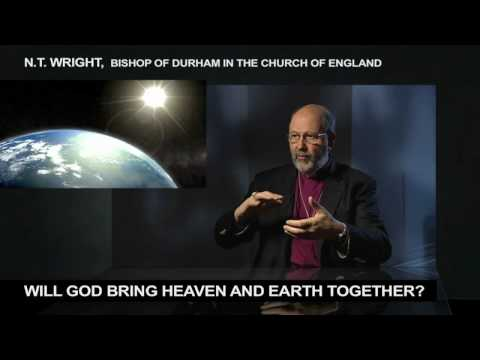 Will God Bring Heaven & Earth Together? NT Wright on 100 Huntley Street (HD)