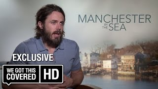 Exclusive Interview  Casey Affleck Talks Manchester By The Sea  Hd