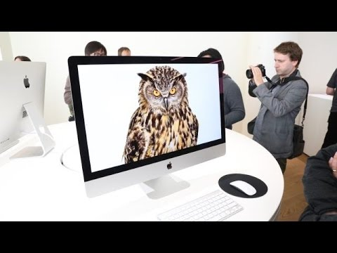 Display - Apple's newest iMac has a Retina 5K display, which Apple says is the highest resolution display on the planet. The new screen is, as you might expect, gorgeous at first sight, and prolonged...