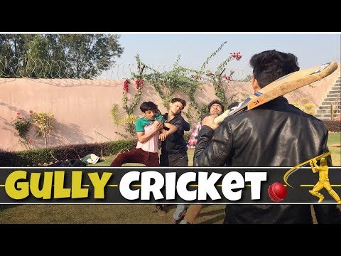 GULLY CRICKET | Round2hell |R2H