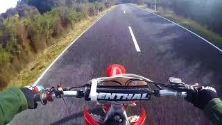 5. Top speed CRF450R 2010