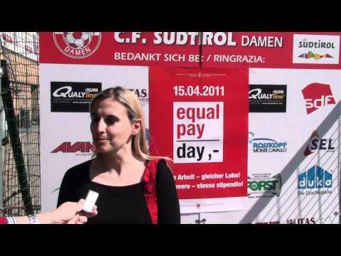 Peter Perez Interview Gleichstellungsbeauftragte Oberhammer Ulrike