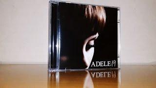 Adele - 19 (Unboxing)