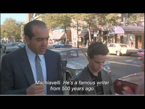 A Bronx Tale (1993) Sonny and Calogero