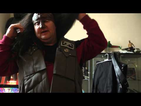 STAR TREK KLINGON HIGH COUNCIL ROBES  COSTUME REVIEW