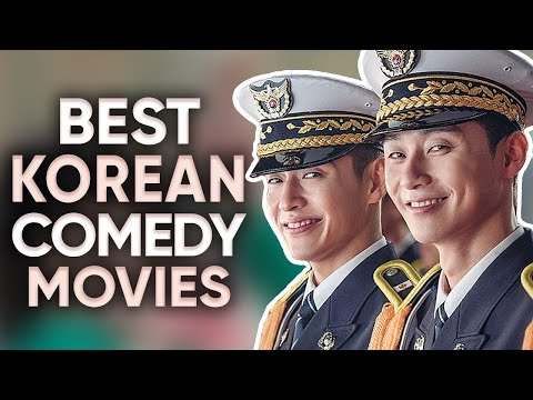 14 Best Korean Comedy Movies That'll Make You Laugh and FEEL Again [Ft HappySqueak]