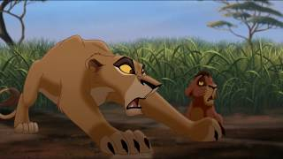 Video The Lion King 2: Simba's Pride (Lví král 2: Simbův příběh) - Zira's and Simba's argument (Czech) HD MP3, 3GP, MP4, WEBM, AVI, FLV Oktober 2018