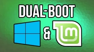 Video How to Dual-Boot Windows 10 and Linux Mint 18 MP3, 3GP, MP4, WEBM, AVI, FLV Juni 2018