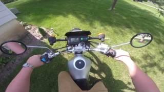 8. Kawasaki super Sherpa review+ride enjoy!