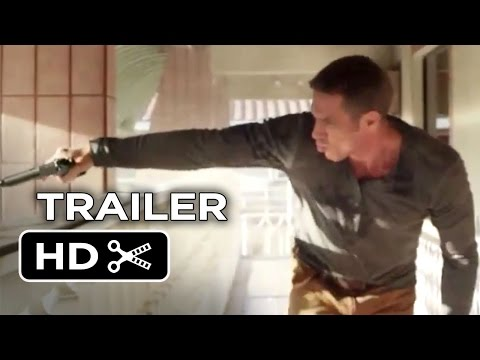Misfire Official Trailer 1 (2014) - Gary Daniels Action Movie HD