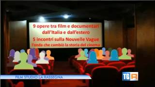 FILMSOCIALCLUB al TG3