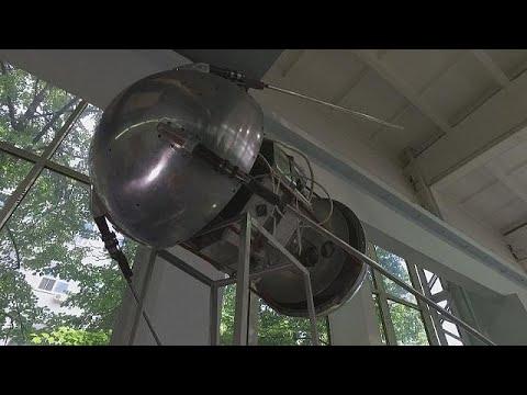 60 χρόνια συμπληρώνονται από την εκτόξευση του Σπούτνικ-1 – space