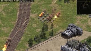 Panzer Rush English Gameplay