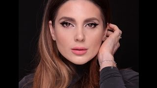 How to do a Cat Eye Look for Hooded Eyelids | Makeup Tutorial Ali Andreea