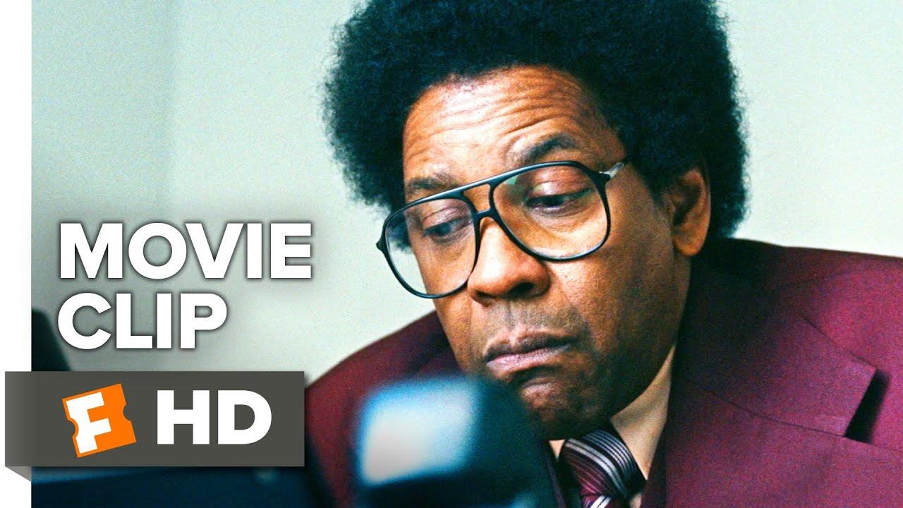 All Rise. Watch Denzel Washington, Colin Farrell & Carmen Ejogo in Drama 'Roman Israel, Esq.' (Clip)