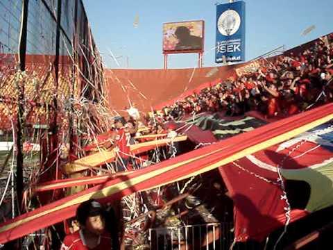 Furia Roja - Dale dale dale dale Rojo ( Unión Española ) Copa Libertadores - Fúria Roja - Unión Española