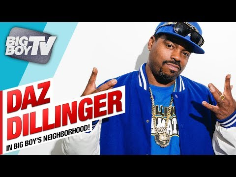 Daz Dillinger on His New Album, Working w/ Tupac and Being on Death Row