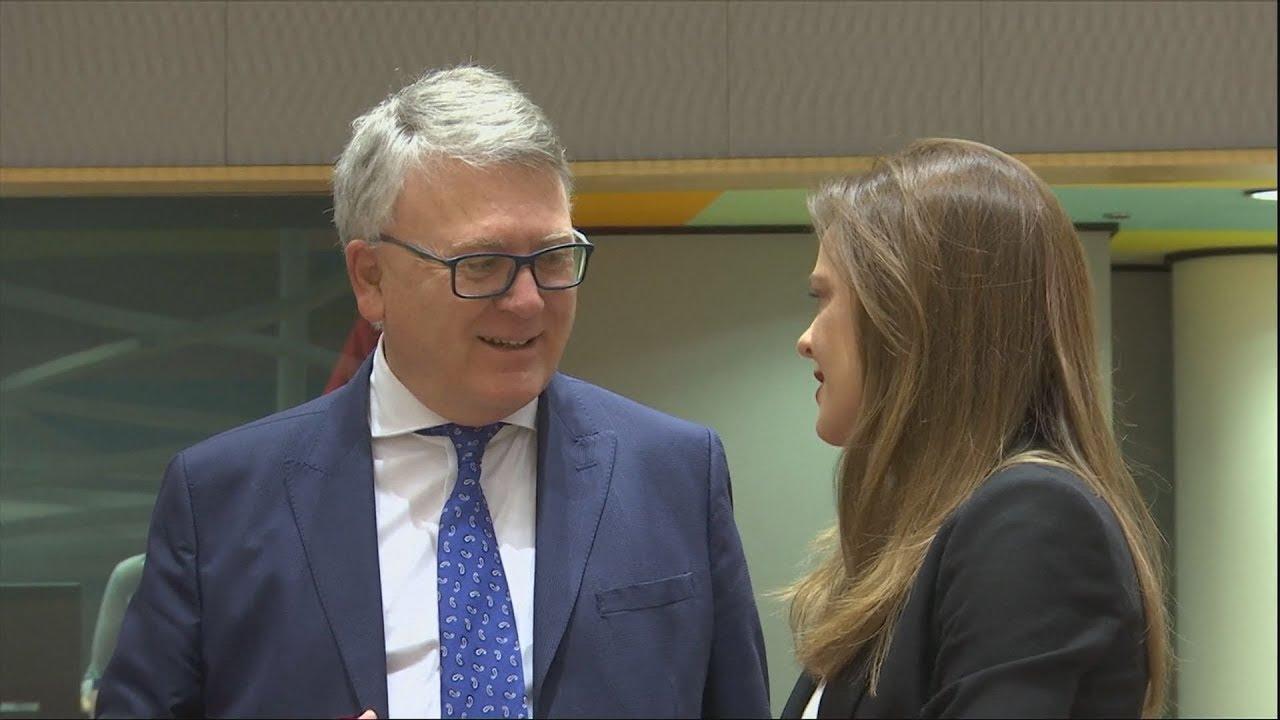 Στις Βρυξέλλες η Έφη Αχτσιόγλου