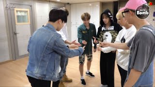 Download Lagu [BANGTAN BOMB] '뱁새' Dance Practice (흥 ver.) - BTS (방탄소년단) Mp3