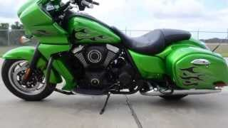 9. $13,999:  2015 Kawaski Vulcan 1700 Vaquero Overview and Review