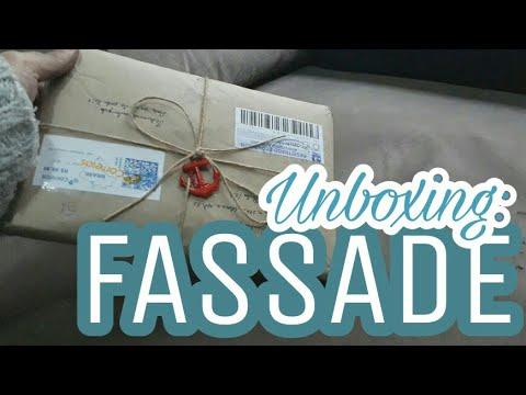 UNBOXING #06: FASSADE | VEDA #09 | Livraneios