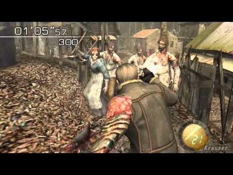 resident evil 4 PC - LEON KRAUSER