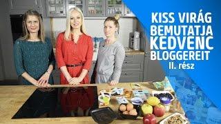 Kiss Virág bemutatja kedvenc bloggereit 2. rész – almás-fahéjas muffin