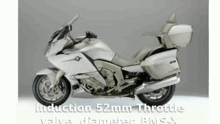 7. BMW K1600GTL Exclusive -  Engine Top Speed