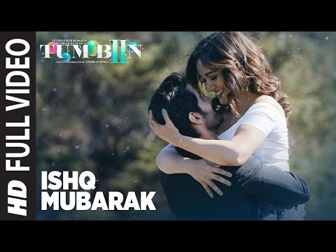 Ishq Mubarak Full Video Song || Tum Bin 2 || Arijit Singh | Neha Sharma, Aditya Seal & Aashim Gulati