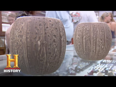 "Pawn Stars: ""Gilligan's Island"" Prop Coconut Cups (Season 6) 