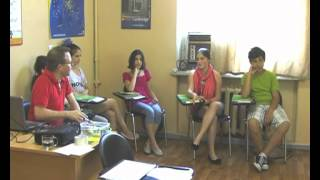 IH Tbilisi – Lesson (July 2012)