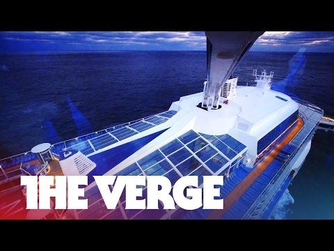 A Quantum of the Seas hajó elképesztő technológiai felszereltsége