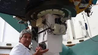 Nuevo sistema de optimización en el telescopio de San Pedro Mártir
