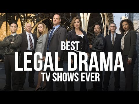 Top 5 Best Legal Drama TV Shows Ever