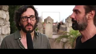 Daniele Vicari e Fabrizio Gifuni all'Ischia Film Festival 2018
