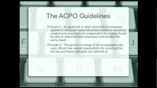 Forensic Examinations 2 - The Rules.mpeg