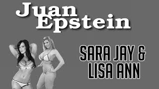 Video Sara Jay & Lisa Ann on Juan Epstein MP3, 3GP, MP4, WEBM, AVI, FLV Januari 2019